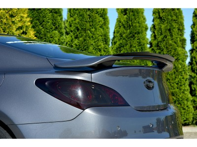 Hyundai Genesis Coupe MX Rear Wing