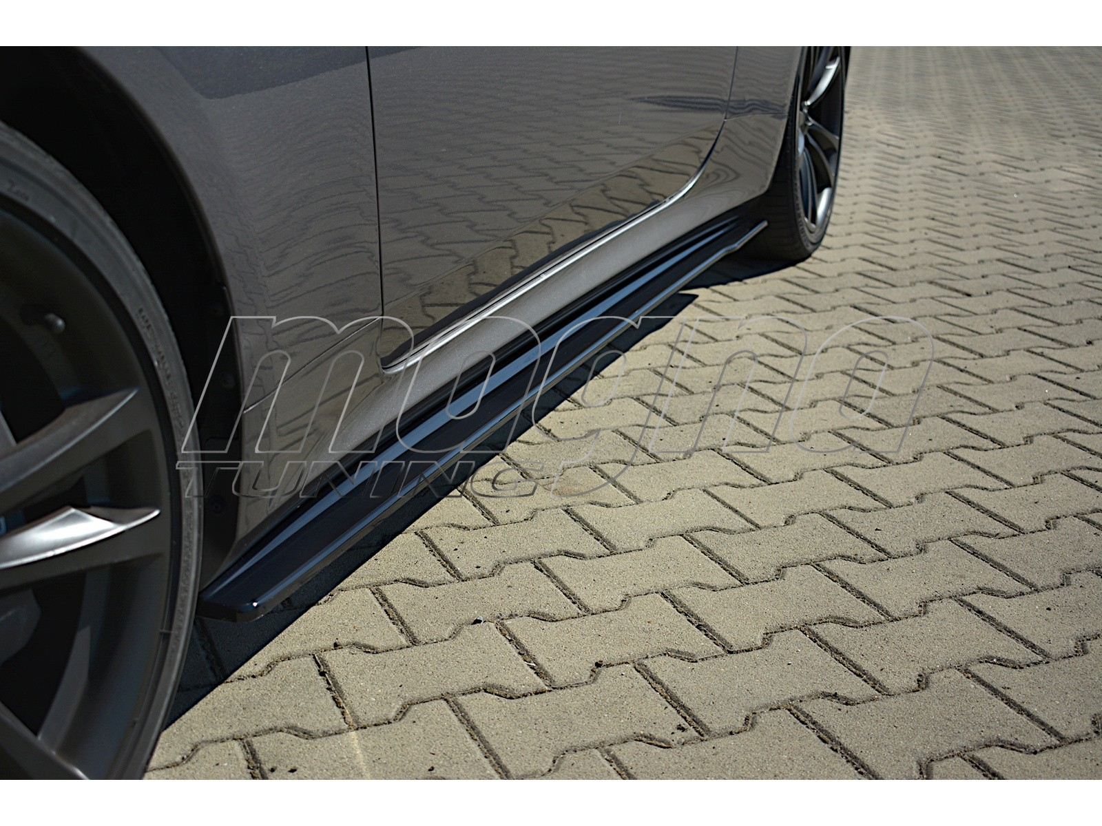 Hyundai Genesis Coupe MX Side Skirt Extensions