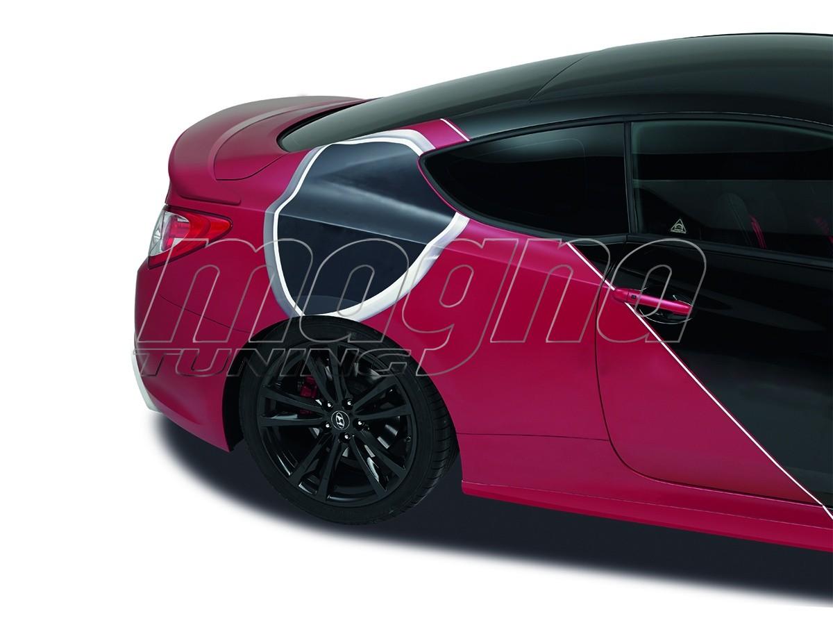 Hyundai Genesis Coupe NewLine Body Kit