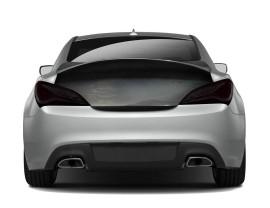 Hyundai Genesis Coupe RS-Line Carbon Fiber Trunk