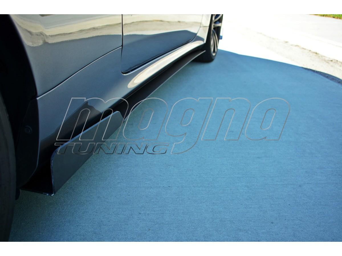 Hyundai Genesis Coupe Racer Body Kit