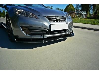 Hyundai Genesis Coupe Racer Frontansatz