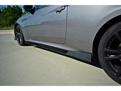 Hyundai Genesis Coupe Racer Side Skirts