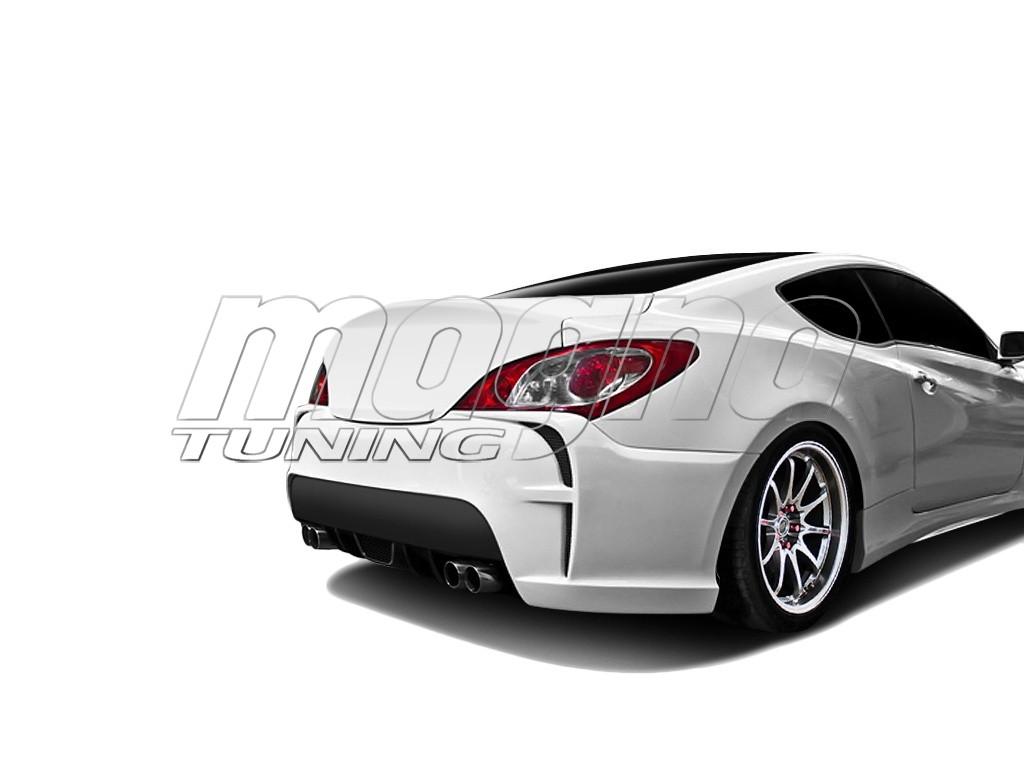 Hyundai Genesis Coupe Veneo Body Kit