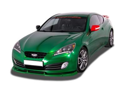 Hyundai Genesis Coupe Verus-X Front Bumper Extension