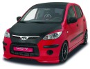 Hyundai I10 Extensie Bara Fata NewLine