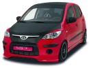 Hyundai I10 NewLine Front Bumper Extension