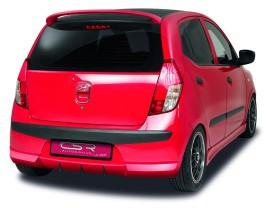 Hyundai I10 NewLine Rear Bumper Extension