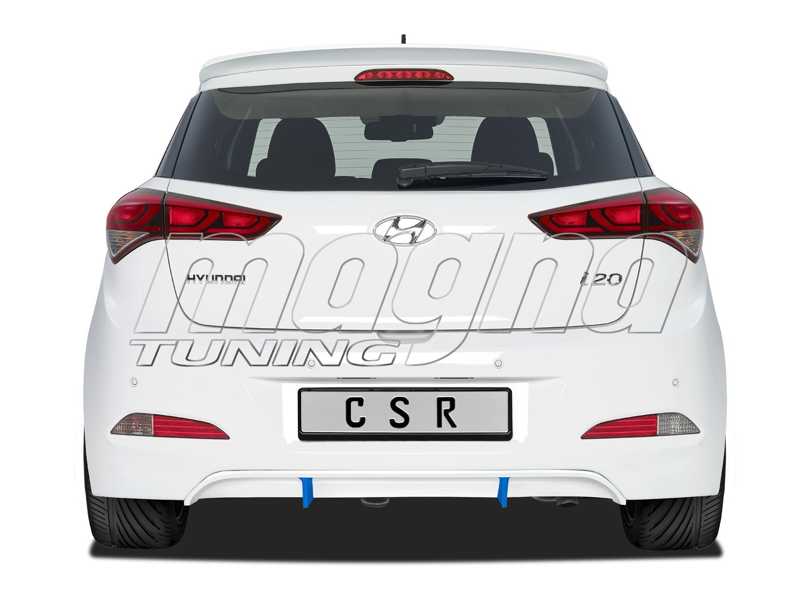Hyundai I20 MK2 Crono Body kit