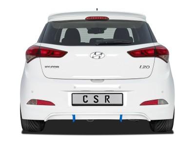 Hyundai I20 MK2 Crono Rear Wing