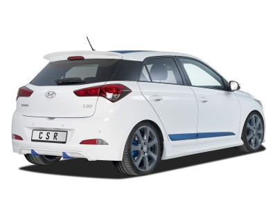 Hyundai I20 MK2 Crono Side Skirts