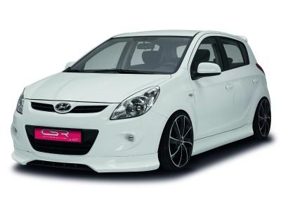 Hyundai I20 NewLine Frontansatz