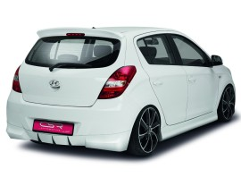Hyundai I20 NewLine Rear Bumper Extension