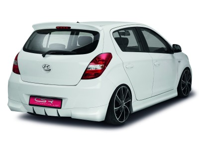 Hyundai I20 NewLine Side Skirts