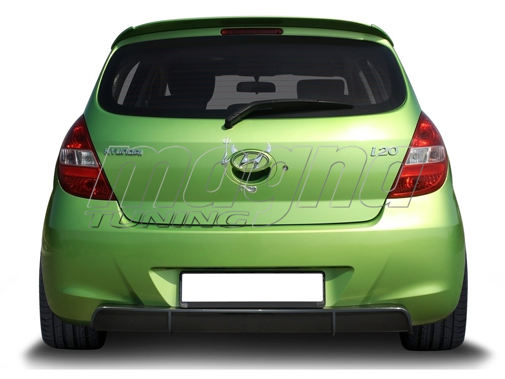Hyundai I20 R2 Rear Bumper Extension