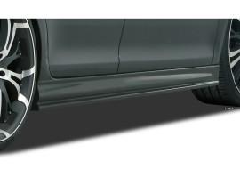 Hyundai I30 MK2 Coupe Evolva Side Skirts