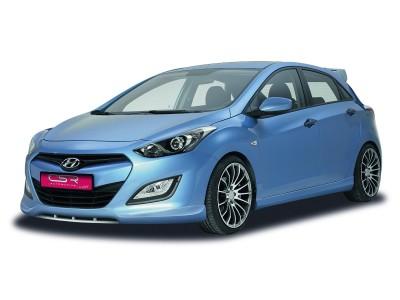 Hyundai I30 MK2 Extensie Bara Fata NewLine