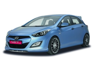 Hyundai I30 MK2 NewLine Side Skirts