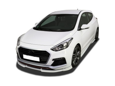 Hyundai I30 MK2 Turbo VX Front Bumper Extension