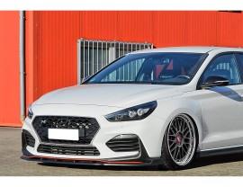Hyundai I30 N MK3 Intenso Front Bumper Extension