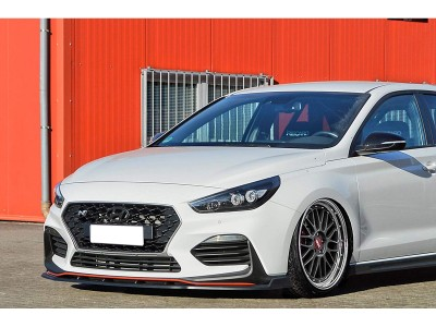 Hyundai I30 N MK3 Intenso Front Bumper Extension