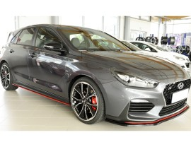 Hyundai I30 N MK3 Recto Body Kit