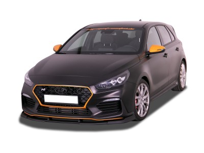Hyundai I30 N MK3 Verus-X Front Bumper Extension