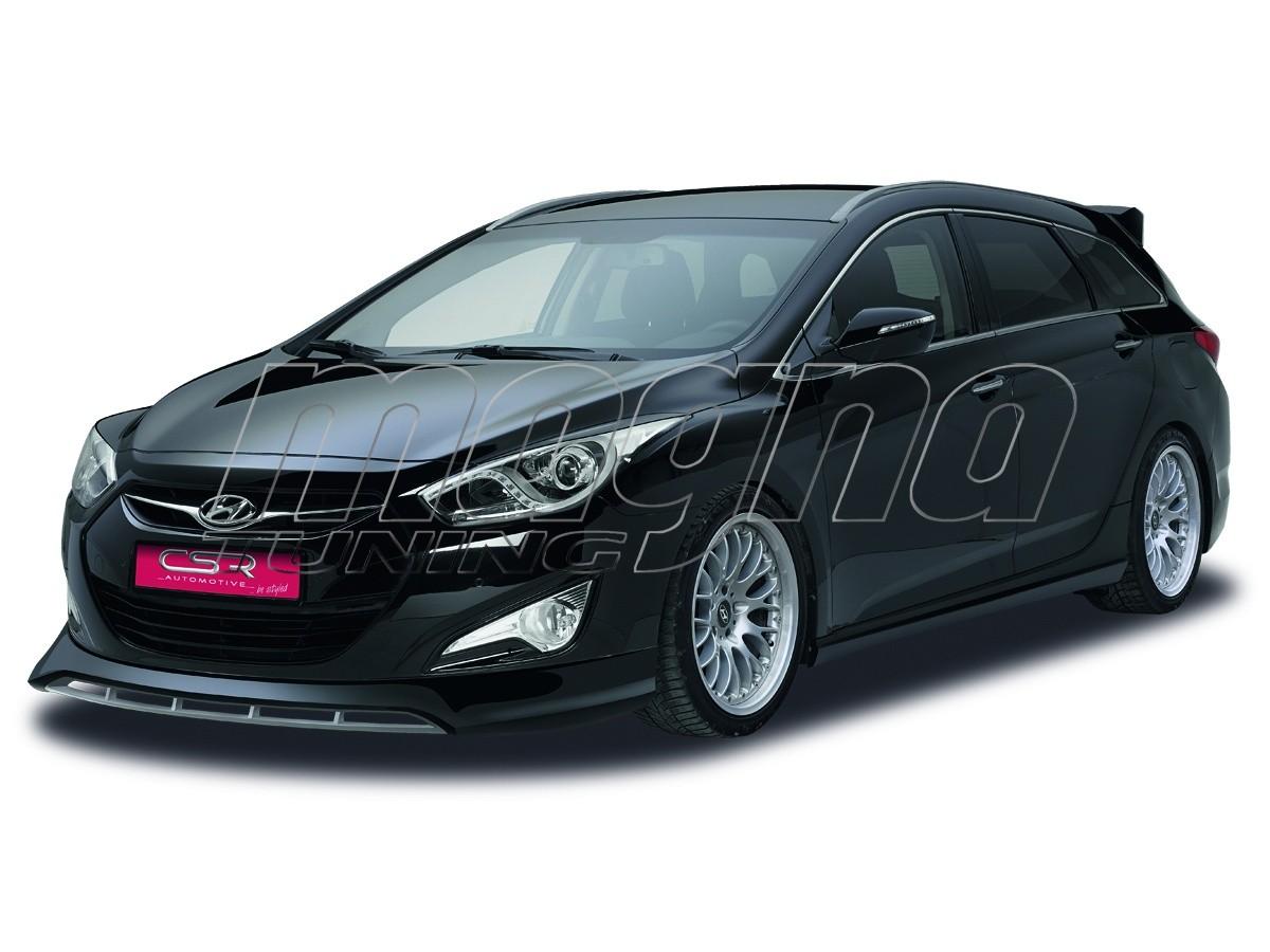 Hyundai I40 NewLine Body Kit