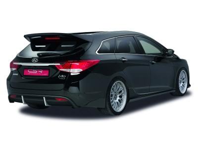 Hyundai I40 NewLine Rear Bumper Extension