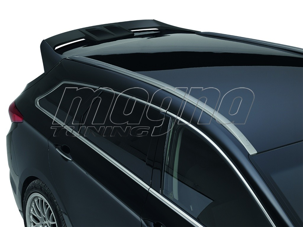 hyundai i40 newline rear wing. Black Bedroom Furniture Sets. Home Design Ideas
