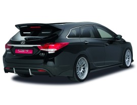Hyundai I40 NewLine Side Skirts