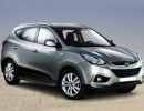Hyundai IX35 Atos-B Running Boards