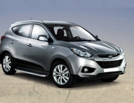 Hyundai IX35 Atos Running Boards