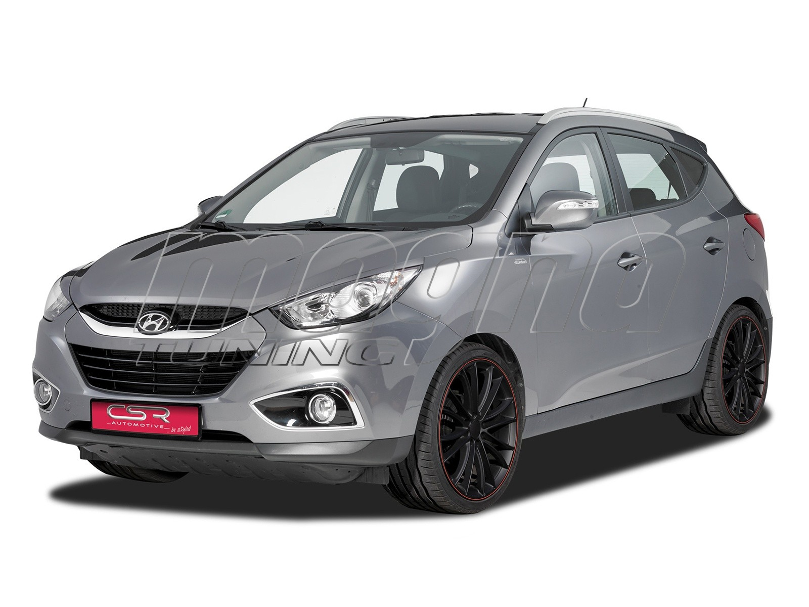 Hyundai IX35 CX Eyebrows