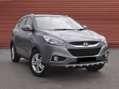 Hyundai IX35 Sport Frontansatz