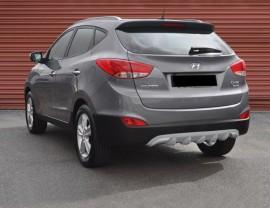 Hyundai IX35 Sport Rear Bumper Extension