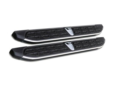 Hyundai Santa Fe MK3 Denali Running Boards