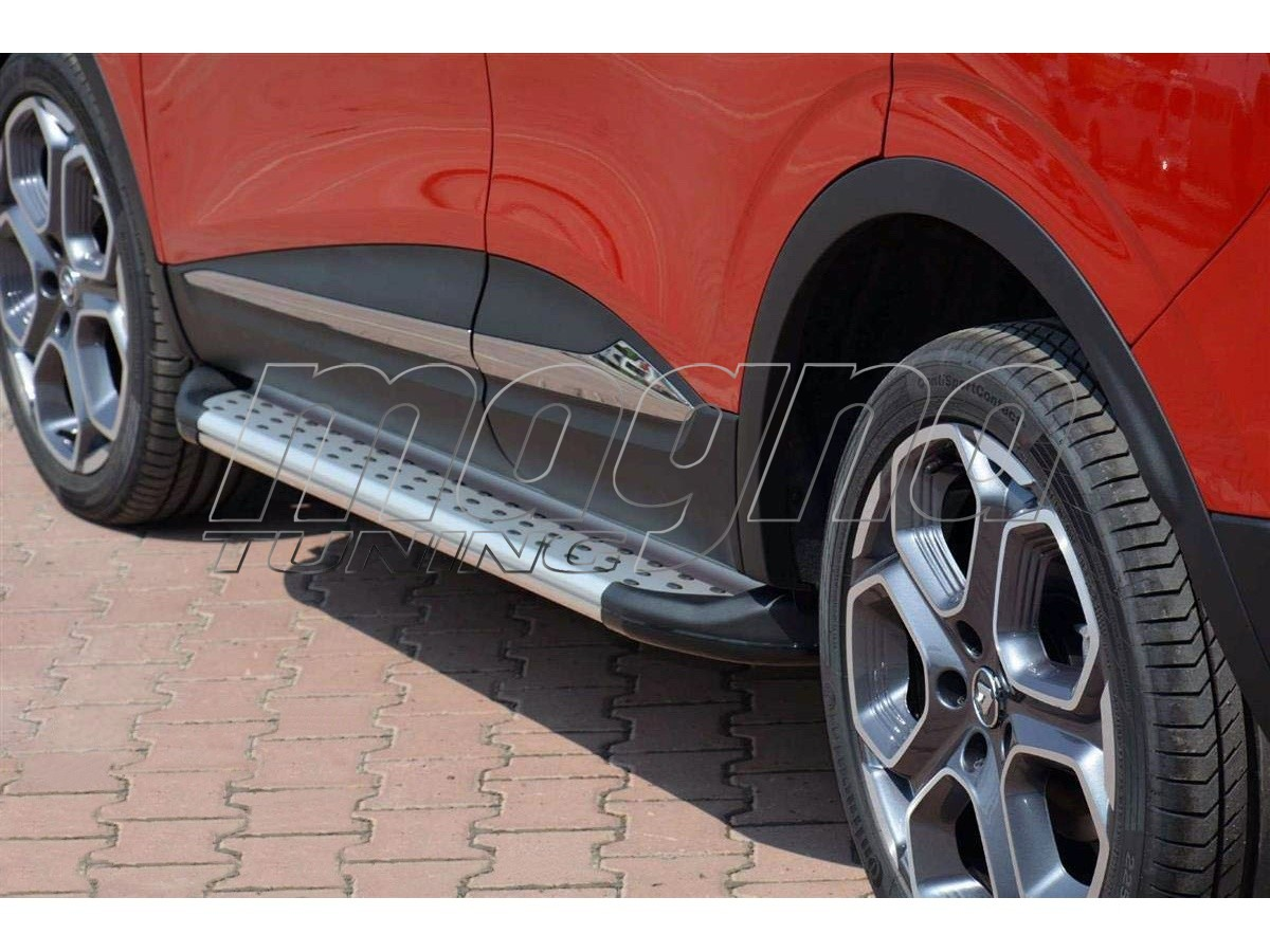 Hyundai Santa Fe MK3 Origo Running Boards