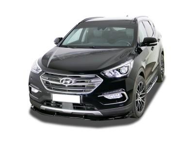 Hyundai Santa Fe MK3 Verus-X Front Bumper Extension
