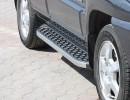 Hyundai Tucson MK1 Helios Running Boards