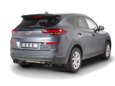 Hyundai Tucson MK3 CX Rear Wing