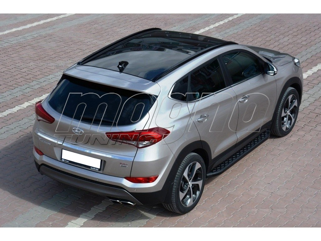 hyundai tucson mk3 helios b running boards. Black Bedroom Furniture Sets. Home Design Ideas