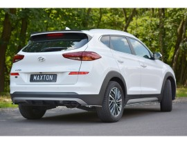 Hyundai Tucson MK3 MX Rear Bumper Extension
