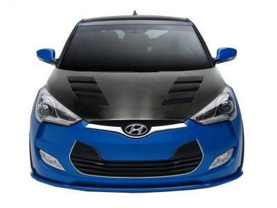 Hyundai Veloster Apex Carbon Motorhaube