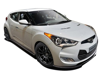 Hyundai Veloster Body Kit Evolva Fibra De Carbon