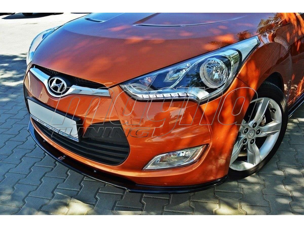 Hyundai Veloster MX Front Bumper Extension