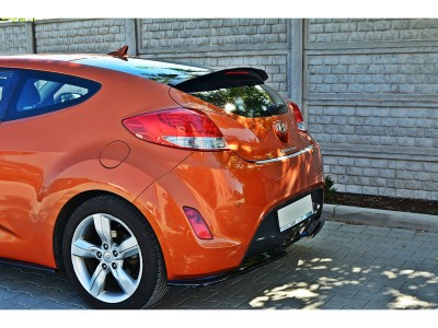 Hyundai Veloster MX Rear Wing