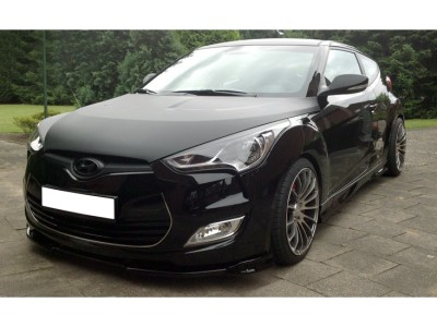 Hyundai Veloster Speed Side Skirts