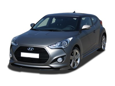 Hyundai Veloster Turbo VX Front Bumper Extension
