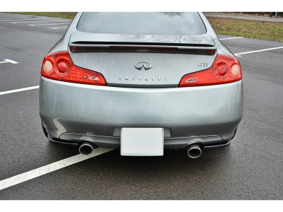 Infiniti G-Series G35 V35 MX Rear Bumper Extensions